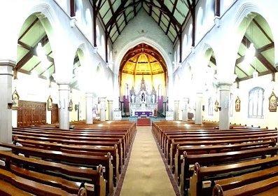 Booking of Sunday Masses
